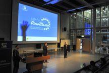 """ViewMaster / Pecha-Kucha Veranstaltung, in Kooperation mit dem  Marketing-Club Hannover zum Therma : """"Von der Idee zum Markt"""""""