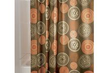 Shower Curtains / Add a stylish focal point to your bathroom with a new shower curtain.