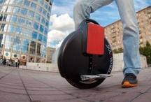 Transporteur électrique / Votre transporteur électrique GreenCar vous emmènera à destination silencieusement et économiquement.