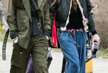 street fashion / #streetfashion #streetstyle #style #fashionweek #fwfashion