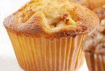 Distintos cupcakes