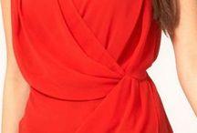 czerwony red
