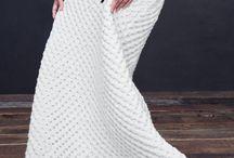 вяжем юбку
