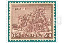 Independent India - Republic Definitive Stamps / Collection of stamps of Republic Definitive of Independent India