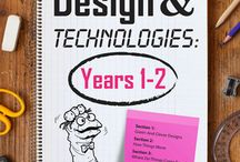 Design and Technologies Resources