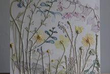 Dekorace květiny kuchyň