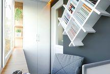 balcony/room