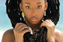 I love women with dreads