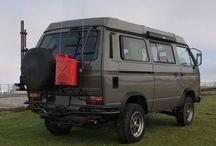 Camper Van Project
