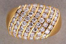 Channel Set Jewelry