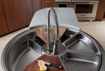 Interior_Kitchens & Laundry Room / Kitchen & Laundry room interiors