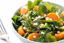 Salads / by Lisa Newton