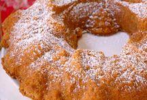 Cake + Dessert Recipes