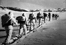 norsk historie / bilder fra 2 verdens krig