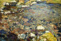 naturalistic paintings