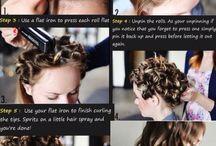 Hair / by Amanda Nickle