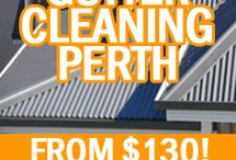 Gutters Cleaning /  Gutters Perth has a team of proficient and trained workers who have vast experience and lots of expertise of gutters cleaning Perth.