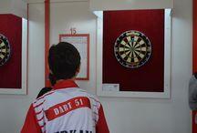 Türkiye Dart Şampiyonası / Türkiye Dart Şampiyonası Yeşil Vadi'de Yapıldı.