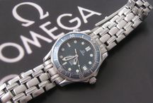 OMEGA SEA MASTER 007 / My Omega Sea Master 007 I have owned for 15 years.