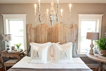 Bedrooms / by REstyleSOURCE