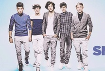 One direction / have been a directioner from the start & will be until the day I die! For me, they will always be those 5 boys of the steps during the Xfactor video diaries, cracking jokes and living life as it comes :) Met 4/5 of 1D at first US signing in Boston, 3/4/12 <3 * I swear, 1st ever One Direction board on pinterest & proud <3