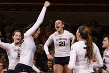 Auburn Volleyball / by Auburn Athletics