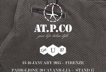 AT.P.CO @ Pitti Immagine Uomo - January 2015 / ATPCO stand @ Pitti Immagine Uomo - January 2015