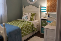 Soft and Pretty Girls Rooms / by Seaside Interiors