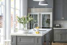 Кухня / Различные интерьеры кухонь