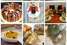 Thanksgiving / Thanksgiving inspiration for your turkey day! Find Thanksgiving recipes, decor and crafts.