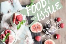 Foodie Magazine / The art of gorgeous publishing