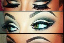 make up.