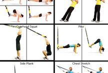 Training with Implements / Suspension trainer, Swiss ball and Bosu Workouts
