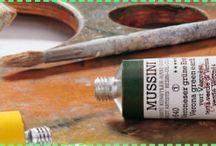 Ideen zur Ölmalerei / News, Tipps und Infos zur Ölmalerei, Farben etc. Freut euch auf eine bunte Mischung rund um das Themal Malen mit Ölfarben!