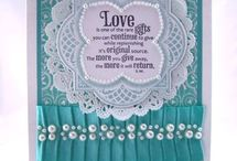 Cards - Wedding & Anniversary / by Sharon D.