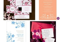 Wedding Invitations / by Brianna Morrow Dowdy