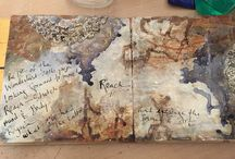 Background (Scrap, Art Journal//)
