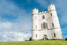 Castle weddings in south west England