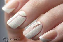 Minimal & Geometric Nails - Inspiration