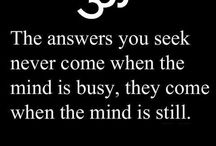 Meditate open your mind