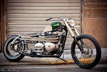 Triumph bobber / HINCLEY BOBBER
