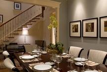 Dinning Room / by Misty Lindgren