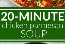Soups / Hearty soup recipes that you will warm your soul