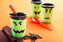Simple Halloween Treats