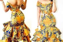 Humble Diva African Print
