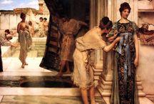 Lourens Alma Tadema / Dutch painter > Dronrijp, 8 januari 1836 – Wiesbaden, 25 juni 1912.