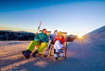 Ski fahren in Ski amadé
