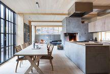 arkitek- og interiørløsninger, nytt hus