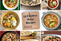 Recipes Worth Trying / Recipes we've tried and liked.  Best of all - they are easy!