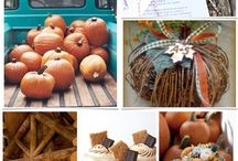 Fall Love / Fall Holiday Ideas, Recipes, Crafts